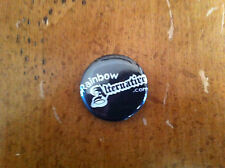 button/pin Rainbow Alternative.com logo PHILADELPHIA PA Clothing Company Promo