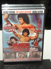 The Dragon Master / Chinese Kung Fu Vs. Godfather (DVD) Dragon Lee, Cliff Lok,