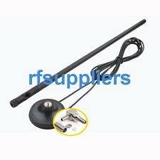 15dbi 3G antenna CRC9 male right angle for Huawei 3G USB Modems E367 E353 E169G