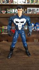 "Toy Biz Marvel Knights Deluxe Edition Punisher 10"" Action Figure"