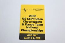 USA Cheerleading Dance Team National Championships  FREE POSTAGE -