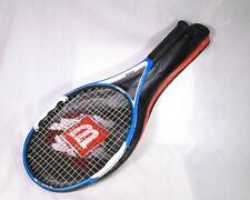 """Wilson N Fury Hybrid Tennis Racket 4 3/8"""", 110 sq in"""