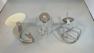 Attachments For Kenwood Chef Mixer Vintage Whisk Dough Hook Beater