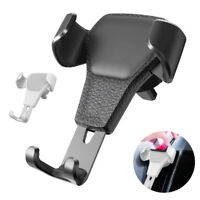 Universal Car Air Vent Mount Cradle Holder Stand For Cell Phone GPS Black White
