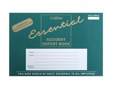 Collins Accident Report Book 20 Pages ARB2 - 6761