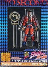 New Medicos SAS JoJo\'s Bizarre Adventure Part.3 DIO WF2012 Limited Edition