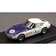 TOYOTA 2000GT N.3 SCCA 1968 1:43 Hpi Racing Auto Competizione Die Cast