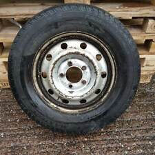 STEEL WHEEL AND TYRE RENAULT MASTER II 2007