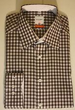 Karierte figurbetonte Herren-Freizeithemden & -Shirts mit Kentkragen Olymp