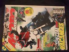 **m Moto et Motards n°109 Aprilia Shiver / Kawasaki Z 1000 vs Yamaha FZ1
