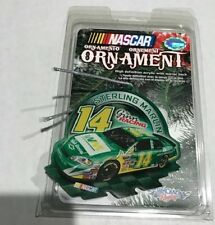 Sterling Marlin #14 Waste Management Christmas Holiday Nascar Tree  Ornament