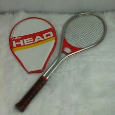 Amf Head Professional Aluminum Tennis Racket With Cover 811 4 1/2L
