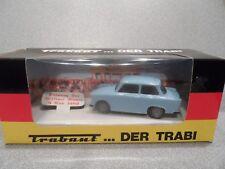 Vitesse 1:43 TRABANT..Der Trabi....Light Blue.  Boxed!