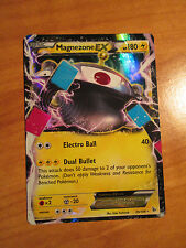 PL Pokemon MAGNEZONE EX Card FLASHFIRE Set 35/106 XY X and Y Ultra Rare 180 HP