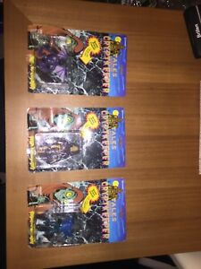 Boxed Tales from the Crypt action figures Cryptkeeper, gargoyle,frank Vintage