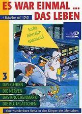 Es war einmal... Das Leben DVD 03 von Albert Barillé | DVD | Zustand gut