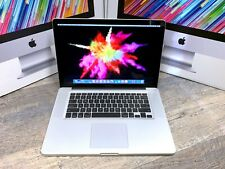 "15"" MacBook Pro - Customize - Touch Bar - Retina - SSD - i7 - Warranty - OS2018"