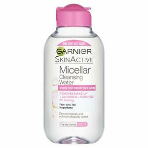 Micellar Water Sensitive Skin Without Rinsing Remove Make-Up Soothed Skin 125ml