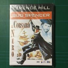 DVD IL CORSARO NERO. Bud Spencer, Terence Hill Nuovo Hobby & Work