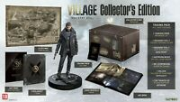 RESIDENT EVIL VILLAGE COLLECTOR'S EDITION ✅BRAND NEW ✅