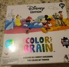 Color Brain Disney Card Game - Cardinal - Color