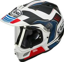 CASCO OFF ROAD ARAI TOUR X-4 VISION RED AR3185VR FIBRA COMPOSITA TAGLIA S