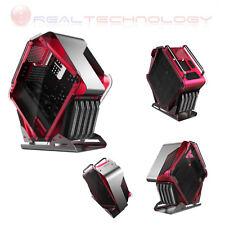 CASE GAMING PROFESSIONALE ATX CTESPORTS GALAXY EATX2.0 USB 3.0 HD ROSSO ACCIAIO
