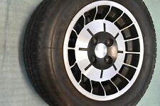 4 centres roue Alu anodisé concaves NEUFS R5 Turbo et Alpine A310 jantes TRX