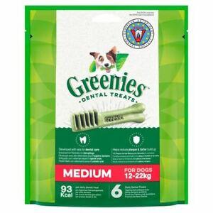 Greenies Original Regular Dog Dental Treats 170g - 261252