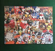 500 Piece Springbok Charles Schulz Peanuts Jigsaw Family Puzzle COMPLETE 45 Yrs
