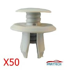 X50 VW T4 T5 TRANSPORTER CARAVELLE INTERIOR DOOR CARD MOULDING SCREW CLIPS.