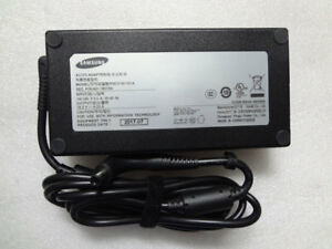 NEW 100%Original OEM 19.5V 9.23A for Samsung 180W Odyssey NP800G5H-XS1US Charger