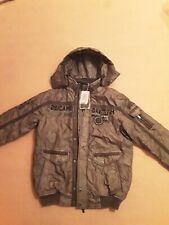 Camp David Winter Jacke grün/ braun Premium Outdoor Größe M/L Neu/Etikett