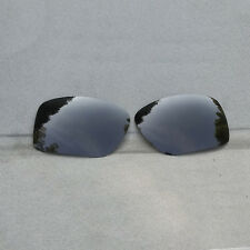 Black Replacement Lenses for-Oakley Big Taco Sunglasses Polarized