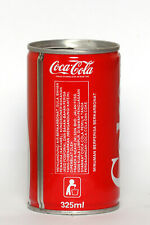 1980's Coca Cola can from Malaysia
