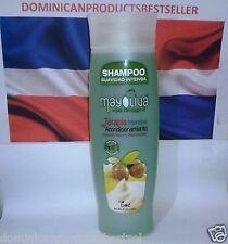 Mayoliva Boe Shampoo Plus Omega 3 12 oz Intense Conditioning Therapy Dry Damaged