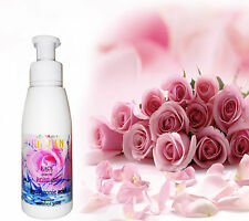 Pure Hyaluronic Acid Serum Anti Ageing Skin Care with Matrixyl Rose Oil Vitamins