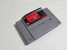 Final Fantasy II 2 Authentic Super Nintendo SNES - Cartridge Only - UNTESTED!