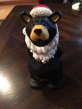 Big Sky Carvers Bearfoots Bears Jeff Fleming Kringle Bear - Limited Edition