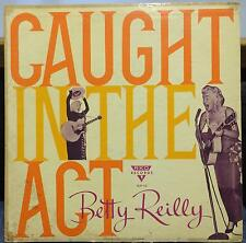 Betty Reilly - Caught In The Act LP VG ULP-118 Unique RKO 1957 Mono USA