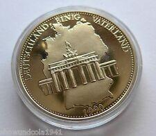 Medaille --Deutschland Einig Vaterland--