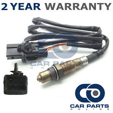 LAMBDA OXYGEN WIDEBAND SENSOR FOR FORD MONDEO MK4 2.5 (2007-14) FRONT 5 WIRE