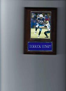 DERRICK HENRY PLAQUE TENNESSEE TITANS FOOTBALL NFL