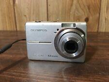 Olympus FE FE-190 6.0MP Digital Camera - Silver