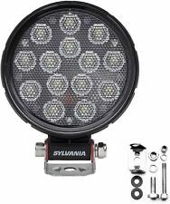 SYLVANIA - Rugged 4 Inch Round LED Light Pod - Flood Light 2100 Raw Lumens