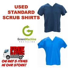 Used Scrubs Tops Shirts Used Scrubs Cintas Dickies Cherokee Landau