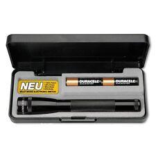 MAGLITE SP22017 Presentation Box 2-AA Cell Mini-Maglite LED Flashlight, Black ,
