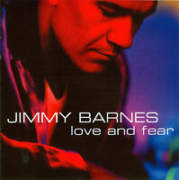 JIMMY BARNES Love And Fear CD BRAND NEW 14 Track Edition