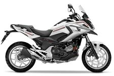 KIT ADESIVI CARENA HONDA NC 750 X ARROW STYLE FS-NC750X (White)