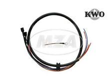 Simson câble équipé pour Allumeur,La plaque de base avec S50B2,SLEZ B 4x0,75 A